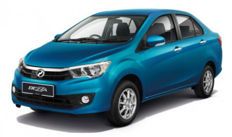 Perodua Bezza – sedan nội địa Malaysia giá từ 9.200 USD