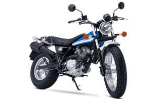 Suzuki VanVan 200 2017 – môtô chất scrambler giá 4.600 USD