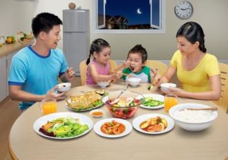 'Ăn sáng như vua, ăn tối như hành khất' để sống thọ
