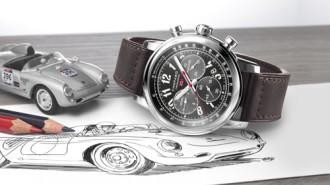 Cảm hứng xe đua cổ trong BST đồng hồ Chopard Classic Racing