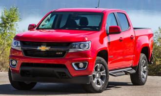 Chevrolet Colorado tối ưu động cơ và hộp số