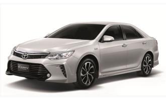 Hình ảnh chi tiết Toyota Camry
