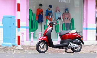Honda Today 2016 - xe ga cỡ nhỏ cho người Việt