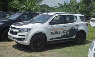 Hình ảnh chi tiết Chevrolet Trailblazer 2016 tại Philippines