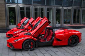 12 mẫu siêu xe Ferrari đẹp nhất mọi thời đại