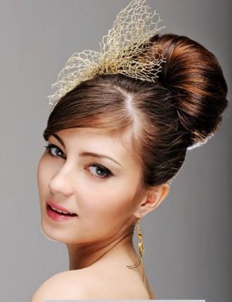 5 kiểu tóc cô dâu đẹp cho ngày trọng đại năm 2017