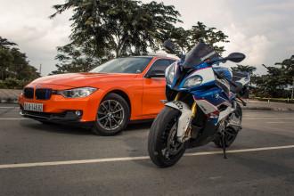 BMW S1000RR siêu mô tô được lên tem M Series tại Sài Gòn