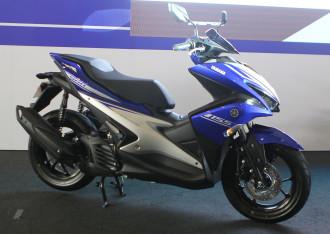 Hình ảnh chi tiết Yamaha NVX