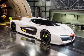 Siêu xe điện giá 2,5 triệu USD của Pininfarina