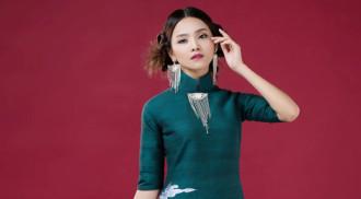 Top 10 HHVN Tố Như làm nàng thơ trong tà áo dài
