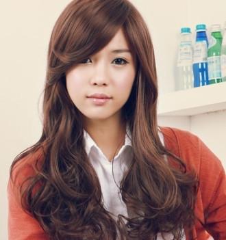 Những kiểu tóc uốn xoăn mang vẻ đẹp dễ thương