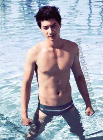 Quần bơi nam đẹp cho chàng cá tính khoe body quyến rũ