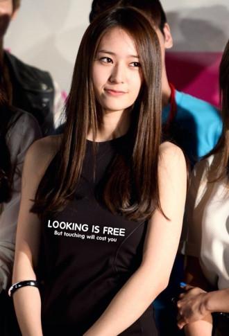 Tóc dài duỗi cúp thẳng đẹp kiểu Hàn Quốc đầy cuốn hút 2017
