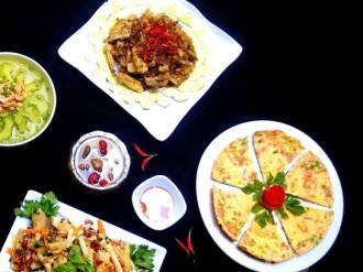 Bữa ăn 5 món khiến cả nhà mê mẩn